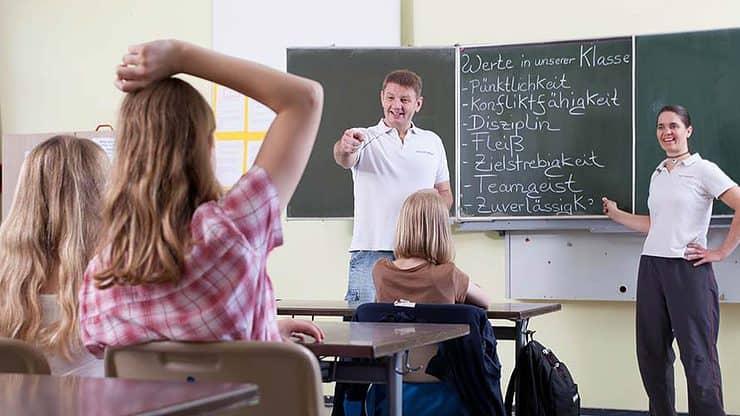 Warum werden durch das Training von Kids-WingTsun die Leistungen in der Schule besser